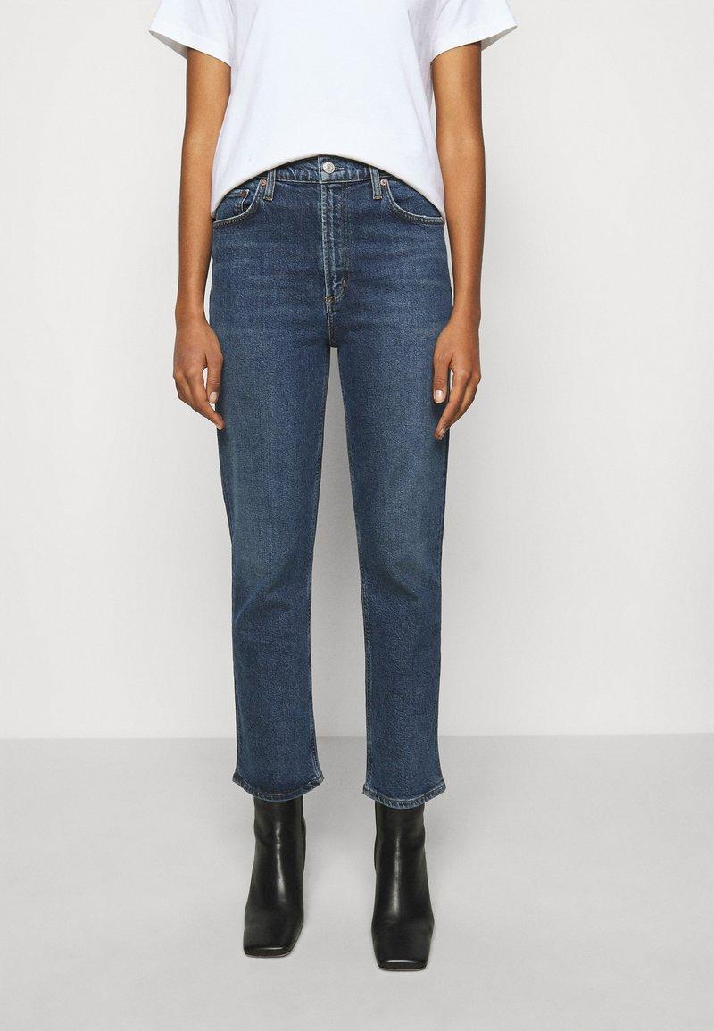 Agolde - WILDER  - Jeans straight leg - hype