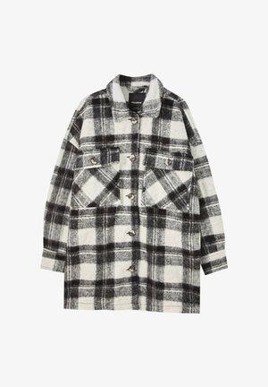 MIT KAROMUSTER - Short coat - multi-coloured