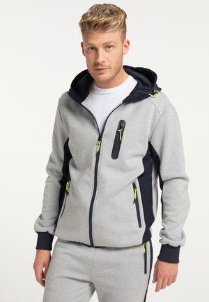 Light jacket - hellgrau marine