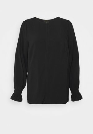 BLOUSE 1/1 SLEEVE - Blouse - black