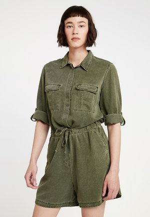 MERLIN  - Jumpsuit - oliv green