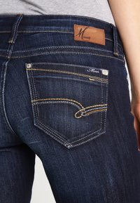 Mavi - BELLA - Bootcut jeans - rinse miami stretch - 4
