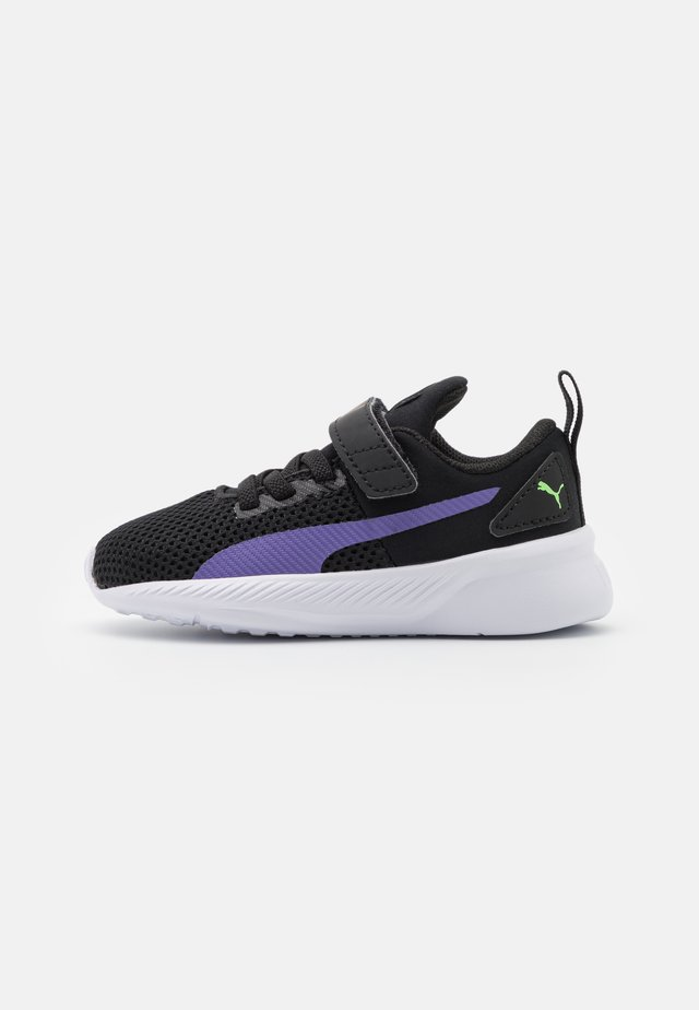 FLYER RUNNER COLOR TWIST UNISEX - Obuwie do biegania treningowe - black/purple