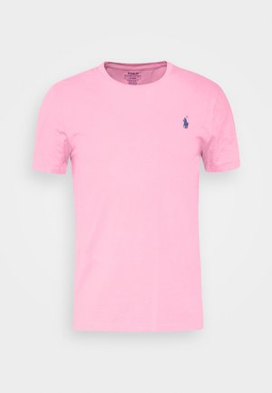 Basic T-shirt - carmel pink