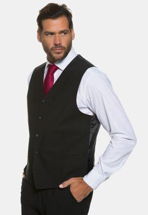 Kostymväst - schwarz