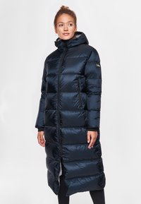 National Geographic - Down coat - navy - 1