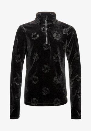 BOOGY - Fleece jumper - true black