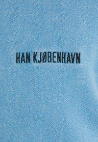 Han Kjøbenhavn - CASUAL HOODIE - Sweater - faded blue - 2