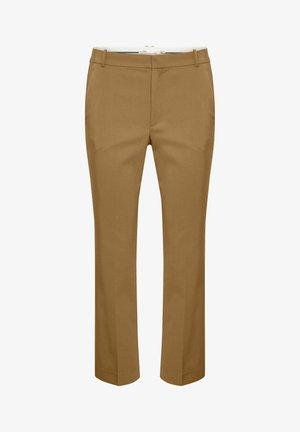 ZELLA  - Spodnie materiałowe - winter beige