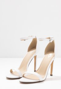 4th & Reckless - JASMINE - High heeled sandals - white - 4