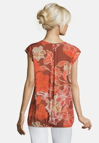 Cartoon - MIT MUSTER - Blouse - red/red - 2