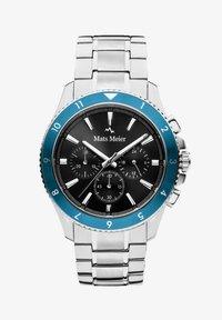 Mats Meier - Chronograph watch - silber - 2
