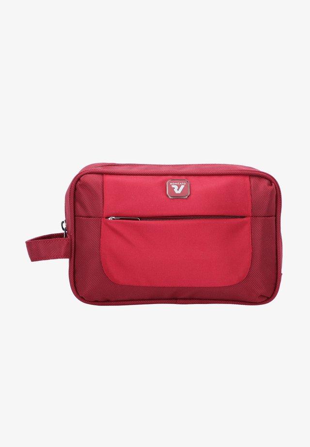 MIAMI  - Wash bag - rosso