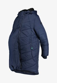 Modern Eternity - HARPER THIGH COCOON PUFFER COAT - Winter coat - navy - 6