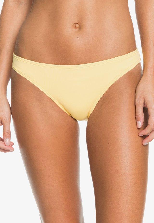 Bikinibroekje - banana cream