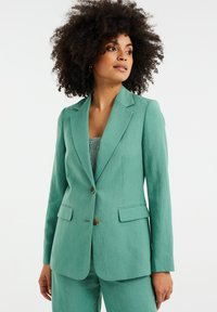 WE Fashion - Blazer - mint green - 0