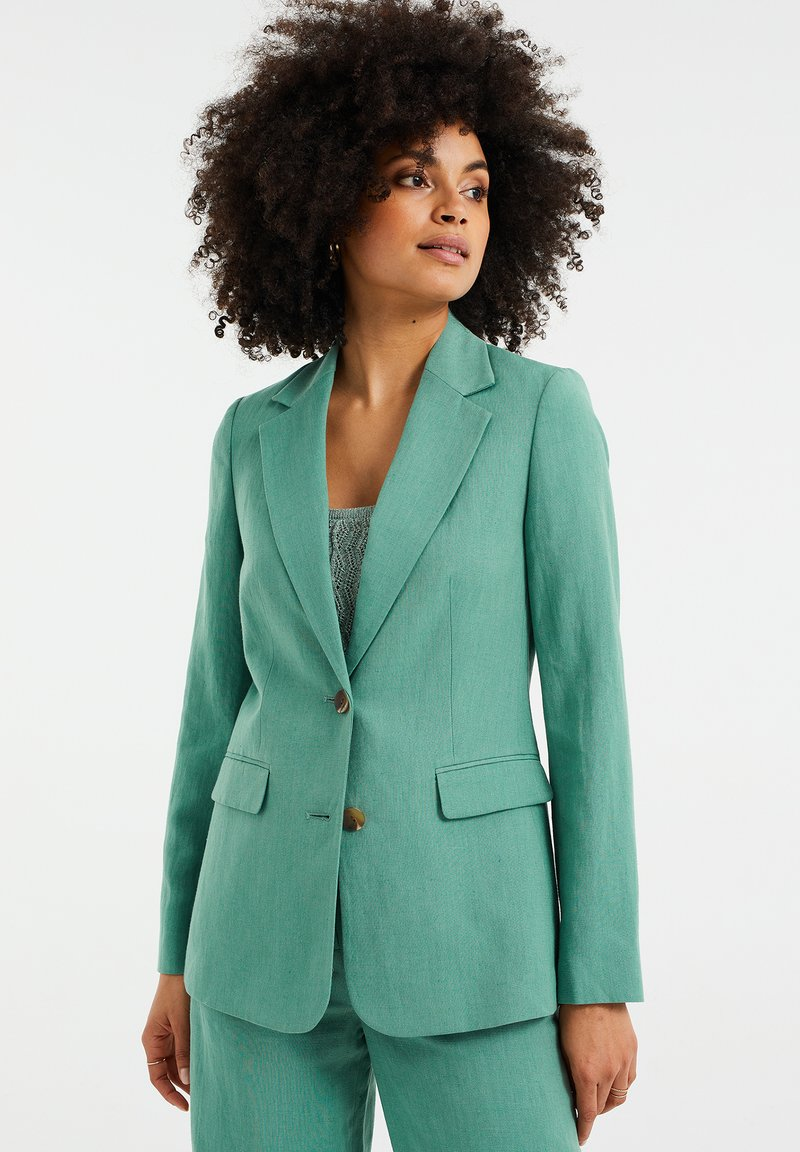 WE Fashion - Blazer - mint green