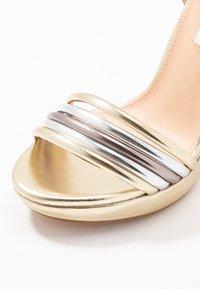 Even&Odd - High heeled sandals - gold - 2