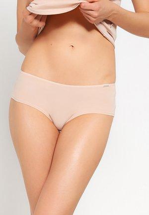DAMEN PANTY - Pants - beige