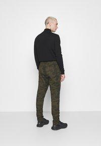 Brave Soul - HADDONBIKER - Cargo trousers - khaki - 2