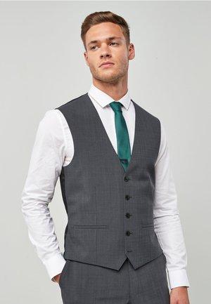 STRETCH  - Suit waistcoat - dark grey