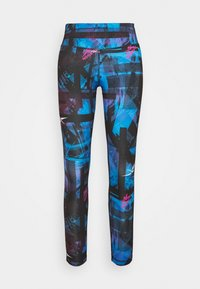 MEET YOU THERE TRAINING LEGGINGS - Collant - black