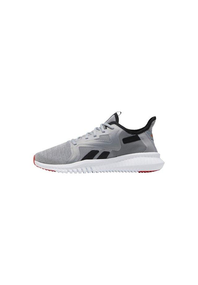 FLEXAGON 3 SHOES - Stabilty running shoes - grey