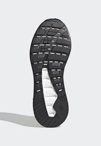 adidas Originals - ZX 2K BOOST UNISEX - Tenisky - acid yellow/core black/footwear white - 6