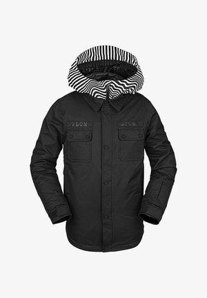NEOLITHIC INS JACKET - Winter jacket - black