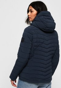 Superdry - Winter jacket - royal blue