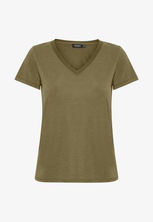 COLUMBINE - T-shirt basic - martini olive
