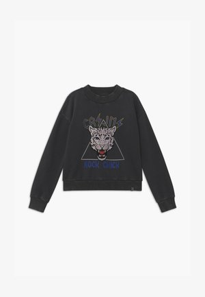 ROYA - Sweatshirt - black