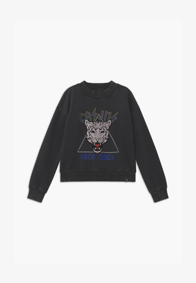 ROYA - Sweater - black