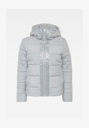 MEEFIC HOODED PADDED  - Winter jacket - cool grey