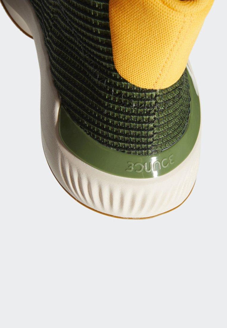 adidas Performance PRO BOUNCE 2019 SHOES - Basketballschuh - green/braun - Herrenschuhe HgV3F
