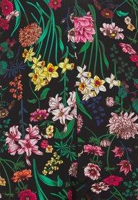 Chantelle - FLOWERS SWIMSUIT - Swimsuit - night - 2