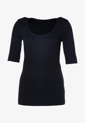 Basic T-shirt - blac