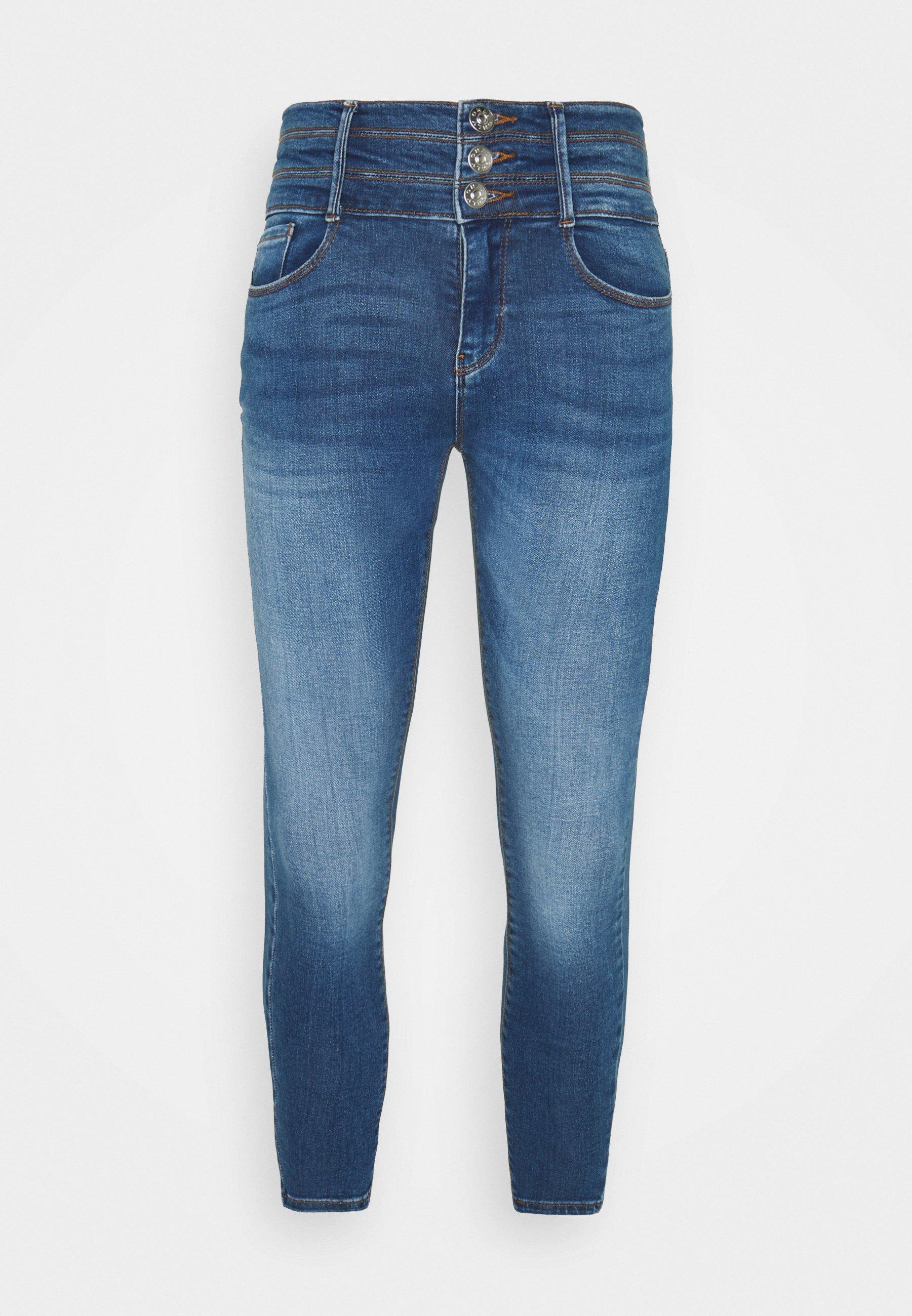 Donna ONLPAOLA TRIPLE WAIST LIFE  - Jeans Skinny Fit