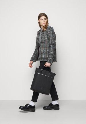 BARBETTE UNISEX - Shopping bag - black
