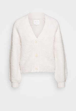 EEVA - Cardigan - whitecap gray
