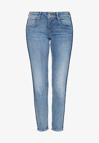 Amor, Trust & Truth - MIT SEITLICHE - Slim fit jeans - blau - 5