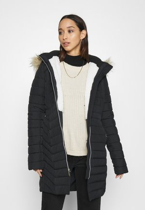 CORE PUFFER - Winter coat - black