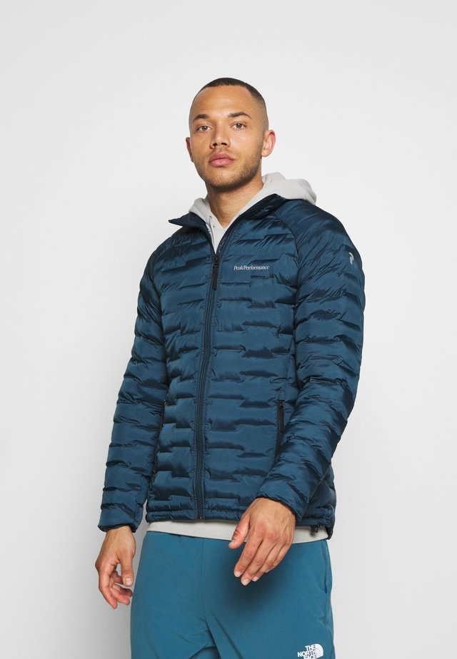 ARGON LIGHT - Zimní bunda - blue steel
