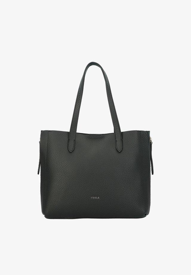 GRACE  - Shopping bag - nero talco