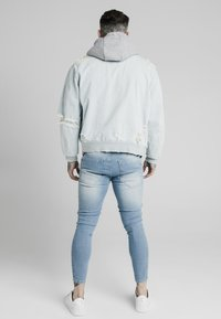 SIKSILK - Chaqueta vaquera - light blue - 2