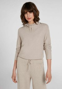 Oui - MIT - Sweatshirt - light stone - 3
