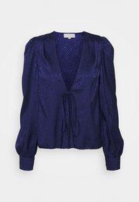 Never Fully Dressed - BLUE KASIA - Blouse - blue - 0