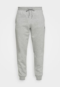 Converse - MENS EMBROIDERED STAR CHEVRON PANT - Tracksuit bottoms - mottled grey - 3