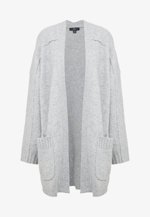 SUPERSOFT OPEN - Cardigan - grey