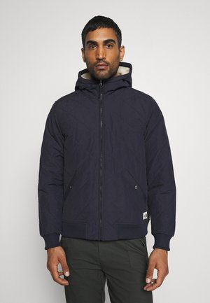 CUCHILLO HOODIE AVIATOR - Winter jacket - aviator navy